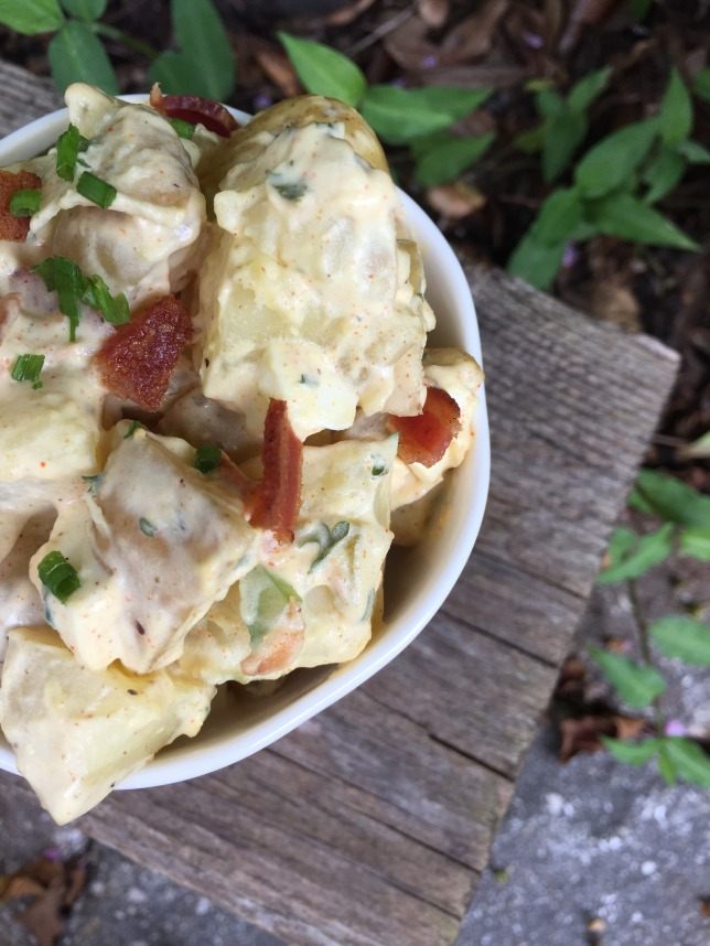 Creamy Southern Potato Salad