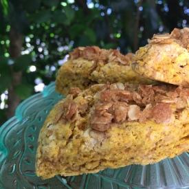 Pumpkin Pie Scones