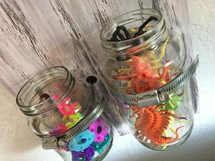 Crafty Jar Holder