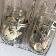 Crafty Jar Holder