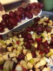 Autumn Fruit Salad
